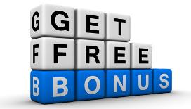 Bonus benvenuto gratis